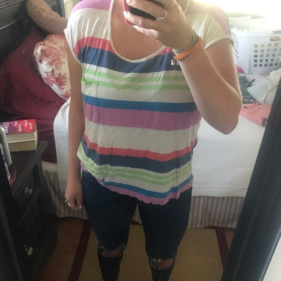 Splendid Tops - Splendid striped t shirt